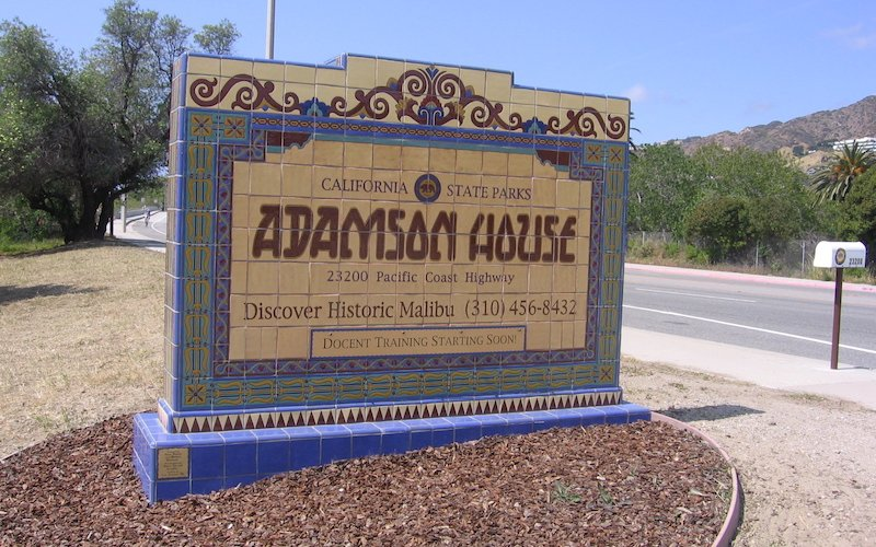 A Picture Of Adamson House