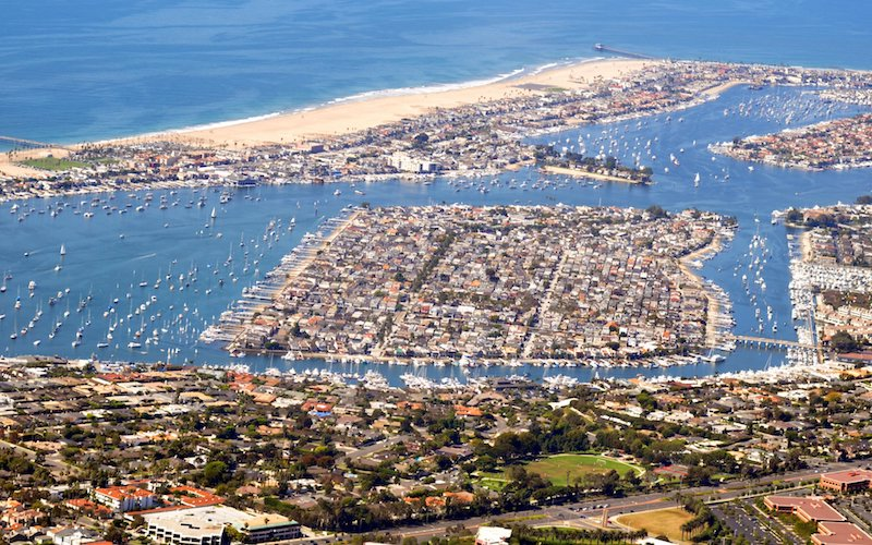 A Picture Of Balboa Island