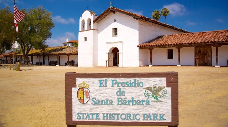 A Picture Of El Presidio de Santa Barbara State Historic Site