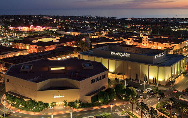 A Picture Of Fashion Island