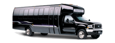 MGCLS LAX Car Service mini bus and regular buses a...
