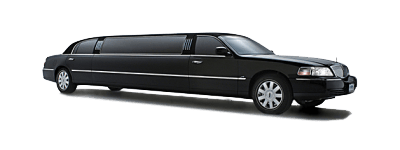 Stretch Lincoln limousine is a luxury sedan or sal...