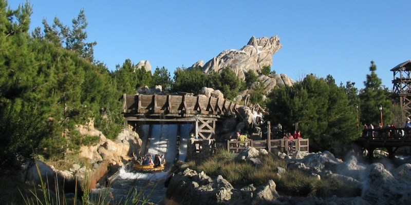 A Picture Of Grizzly River Run