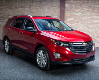 2018 Chevrolet Equinox Redesign Bows