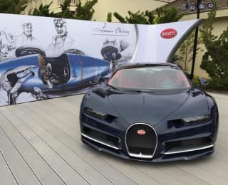 AUTOLUST | The Bugatti Chiron: Supreme Super Sport Luxury