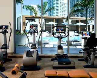 Hotels join forces with popular fitness brands