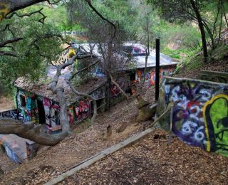 Inside Los Angeles's Abandoned Nazi Compound