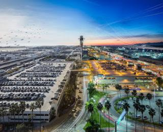 Lax Receives Airport Carbon Accreditation From Airports Council International