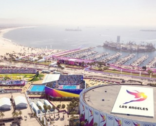 Los Angeles Adds Three Venues To Bid For 2024 Olympics