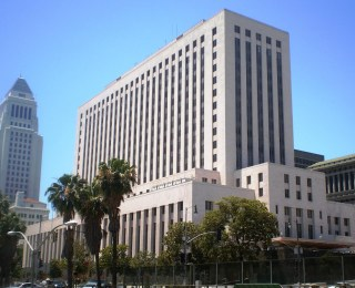 See You in Court? Not Anytime Soon in Los Angeles