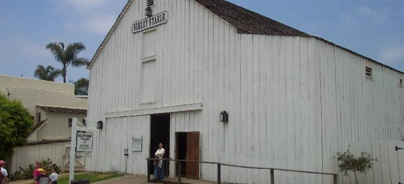 A Picture Of Seeley Stable Museum In San Diego